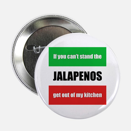 Jalapeno Lover Button