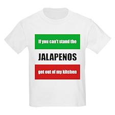 Jalapeno Lover Kids Light T-Shirt