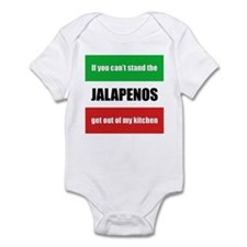 Jalapeno Lover Infant Bodysuit