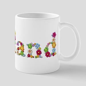 Holland Bright Flowers Mugs