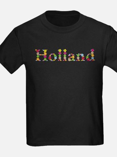 Holland Bright Flowers T-Shirt