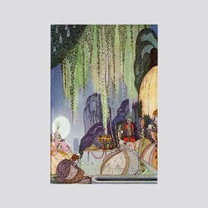 Cinderella Leaves at Midnight by Kay Nielsen Recta
