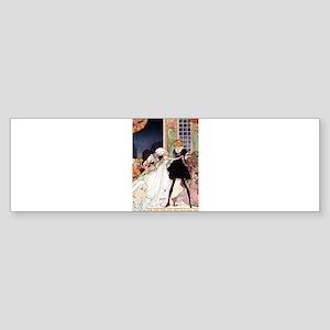 Twelve Dancing Princesses by Kay Nielsen Sticker (