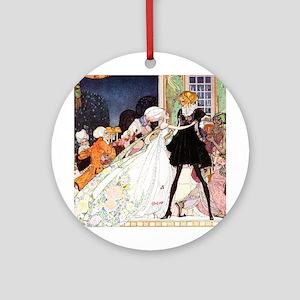 Twelve Dancing Princesses by Kay Nielsen Ornament