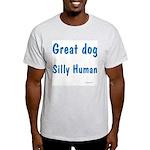 Silly Human Light T-Shirt