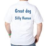 Silly Human Golf Shirt