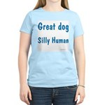 Silly Human Women's Light T-Shirt