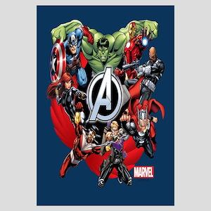 Avengers Group Wall Art
