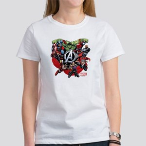 Avengers Group Women's T-Shirt