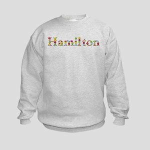 Hamilton Bright Flowers Sweatshirt