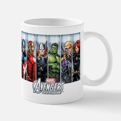 Avengers Panels