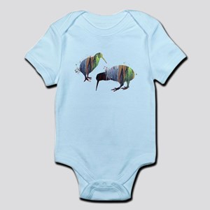 Kiwi birds Body Suit