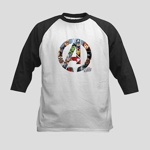 Avengers Assemble Kids Baseball Jersey