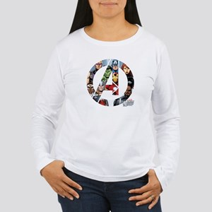 Avengers Assemble Women's Long Sleeve T-Shirt