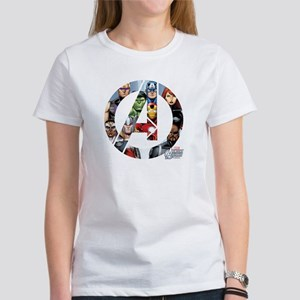 Avengers Assemble Women's T-Shirt