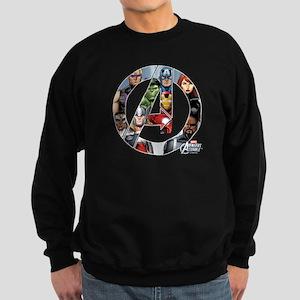 Avengers Assemble Sweatshirt (dark)