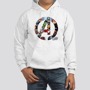Avengers Assemble Hooded Sweatshirt