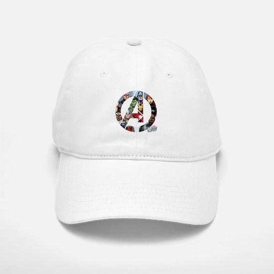 Avengers Assemble Baseball Baseball Cap