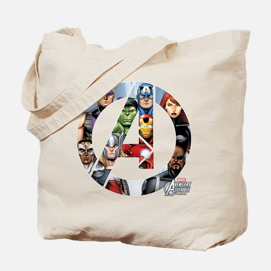 Avengers Assemble Tote Bag