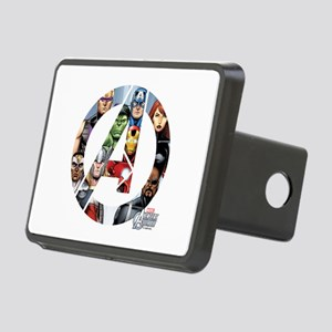 Avengers Assemble Rectangular Hitch Cover