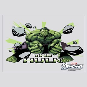 Hulk Slam Wall Art