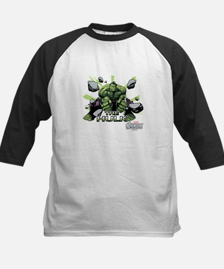 Hulk Slam Kids Baseball Jersey