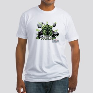 Hulk Slam Fitted T-Shirt
