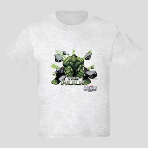 Hulk Slam Kids Light T-Shirt