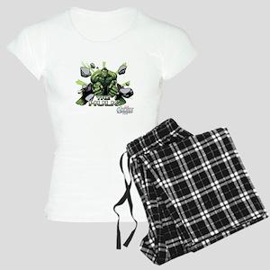 Hulk Slam Women's Light Pajamas