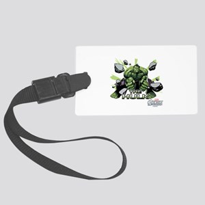Hulk Slam Large Luggage Tag