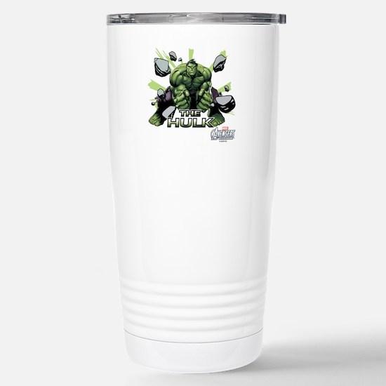 Hulk Slam Stainless Steel Travel Mug