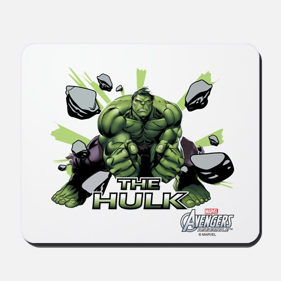 Hulk Slam Mousepad