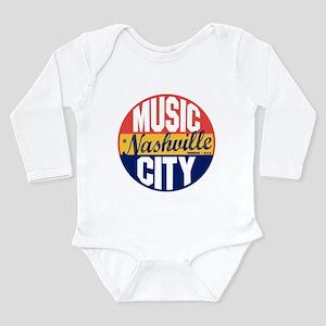 Nashville Vintage Label B Body Suit