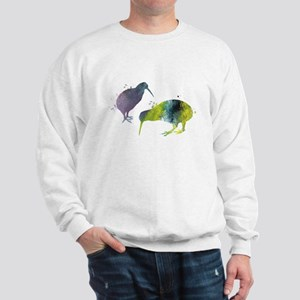 Kiwi birds Sweatshirt
