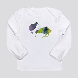 Kiwi birds Long Sleeve T-Shirt