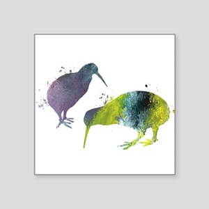 Kiwi birds Sticker