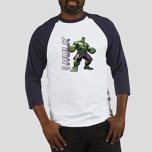 The Hulk Baseball Jersey