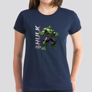 The Hulk Women's Dark T-Shirt