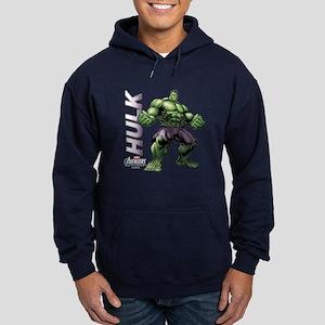 The Hulk Hoodie (dark)