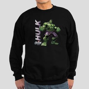 The Hulk Sweatshirt (dark)