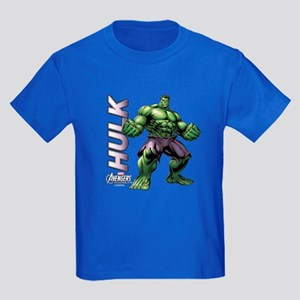 The Hulk Kids Dark T-Shirt