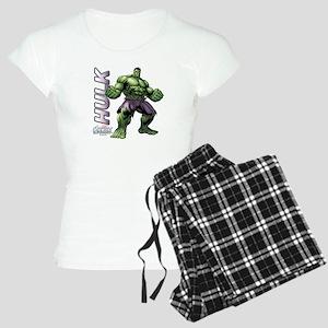 The Hulk Women's Light Pajamas