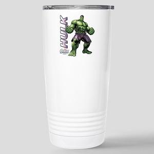 The Hulk Stainless Steel Travel Mug