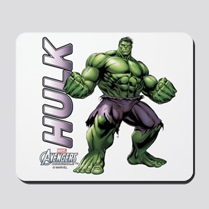 The Hulk Mousepad