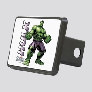 The Hulk Rectangular Hitch Cover