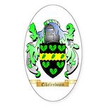 Eikelenboom Sticker (Oval 10 pk)