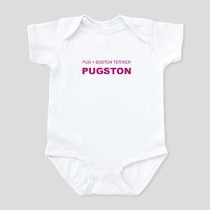 Pugston Math Infant Bodysuit