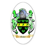 Eicker Sticker (Oval 10 pk)