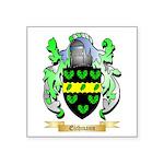 Eichmann Square Sticker 3
