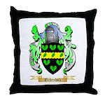 Eichenholz Throw Pillow